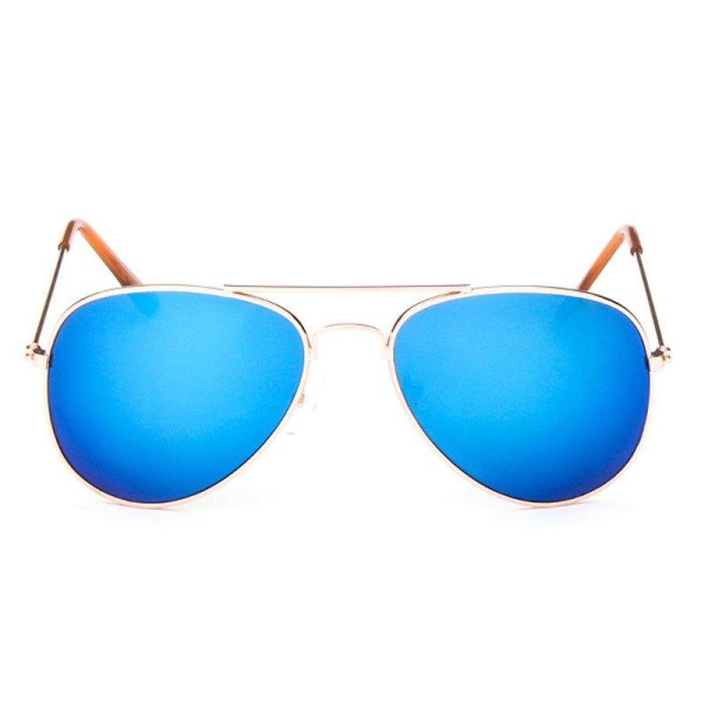 Giá bán Boys Girls Kids Sunglasses Mirror Reflective Lens Sunglasses Eyewear Pink - intl