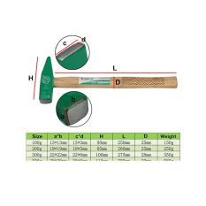 Búa gỗ đầu dẹp Berrylion 300g - 051503300