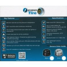 Hình ảnh Cảm biến áp suất lốp ô tô Fobo Tire (Đen)