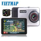 Camera Hành Trình Dãn Đường Vietmap A45 Thẻ Nhớ 32Gb Vietmap Chiết Khấu 50