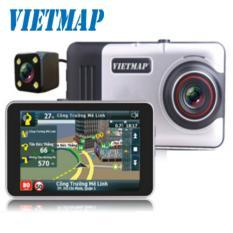 Bán Mua Trực Tuyến Camera Hành Trình Dãn Đường Vietmap A45 Thẻ Nhớ 32Gb