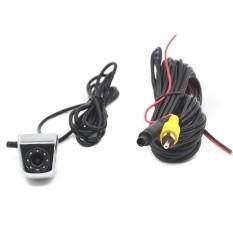 Camera lùi chống nước 8 đèn LED hồng ngoại