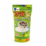Cát tắm diệt khuẩn mùi táo My pet Japan cho hamster 500g