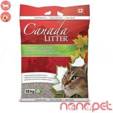 Ôn Tập Tốt Nhất Cat Vệ Sinh Cho Meo Canada Litter Tui 12Kg
