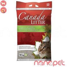 Mua Cat Vệ Sinh Cho Meo Canada Litter Tui 18Kg Mới Nhất