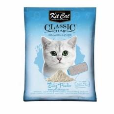 Giá Bán Cat Vệ Sinh Cho Meo Kitkat 10 Lit Hương Phấn Baby Nguyên Kitkat