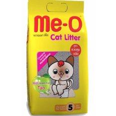 Mã Giảm Giá tại Lazada cho Cát Vệ Sinh Cho Mèo Me-o Cat Litter - 5 Lít