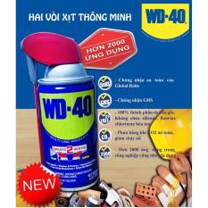 Mua Chai Xịt Chống Rỉ Set Chống Ẩm Bảo Dưỡng Wd 40 Smart Straw 220G Co Voi Tiện Lợi Wd 40