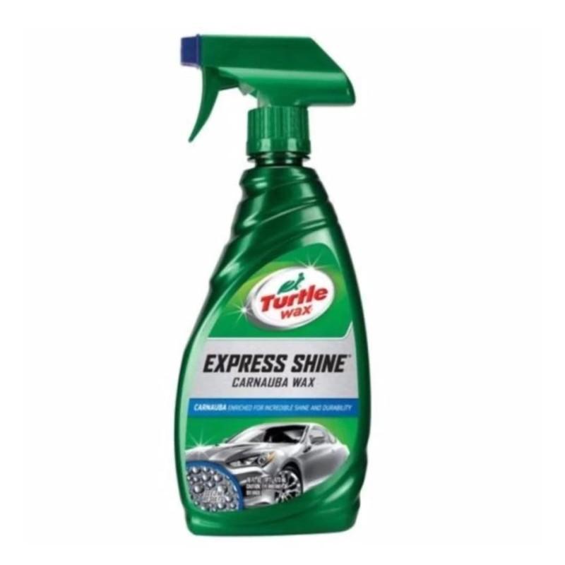 Chai xịt phục hồi và đánh bóng sơn xe nhanh Turtle Wax Express Shine 473ml