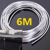 Chiết Khấu Channy 6 Meter Chrome Moulding Trim Strip Car Door Edge Scratch Guard Protector Cover New Intl Trung Quốc