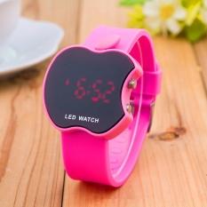 Đồng hồ trẻ em Đáng Yêu 9 Màu Trái Cây Trẻ Em LED Điện Tử Kỹ Thuật Số Đồng Hồ Thời Trang Trẻ Em Bé Trai Bé Gái Đồng Hồ Đeo Tay đồng hồ relogio-quốc tế bán chạy