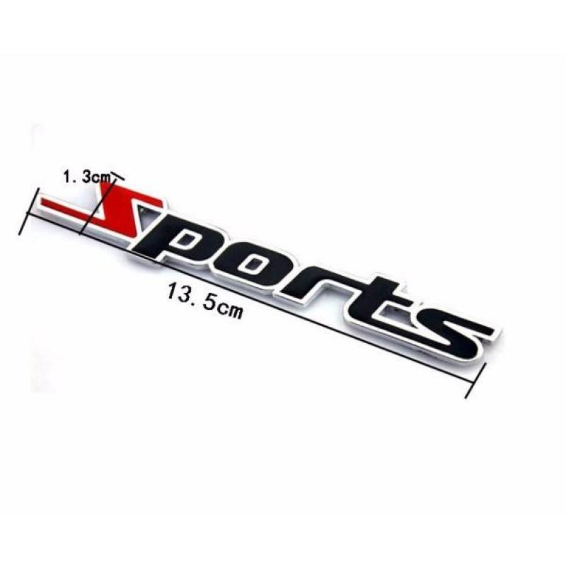 Chữ dán thể thao SPORTS