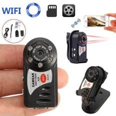 Cửa Hàng Cocolmax Wifi Xe Hơi Ẩn Camera Mini P2P Dv Ghi Đầu Ghi Hinh Ban Đem Q7 Quốc Tế Trong Trung Quốc