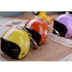 Bộ 5 móc khóa mũ bảo hiểm