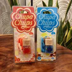 Bán Combo 2 Tinh Dầu Chupa Chups Air Freshener Cam Vanilla Chupa Chups Nguyên