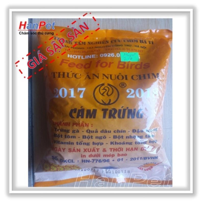 Combo 3 gói Thức ăn cho chim(Cám trứng BAVI - 500gr) (HoaMy 214).