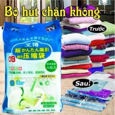 Giá Bán Combo 8 Tui Hut Chan Khong Kem Bơm Tay Hà Nội