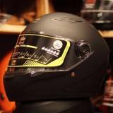 Bán Mũ Bảo Hiẻm Royal M136 Đen Nhám Kính Trắng Royal Helmet Trực Tuyến