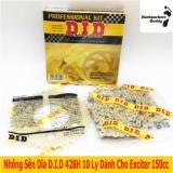 Bộ Nhong Sen Dĩa 10 Ly 428H D I D Danh Cho Exciter 150Cc Rẻ
