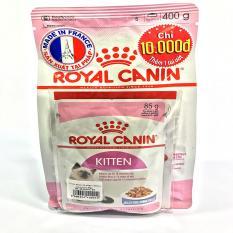 Cửa Hàng Combo Royal Canin Cho Meo Kitten 400G Trực Tuyến