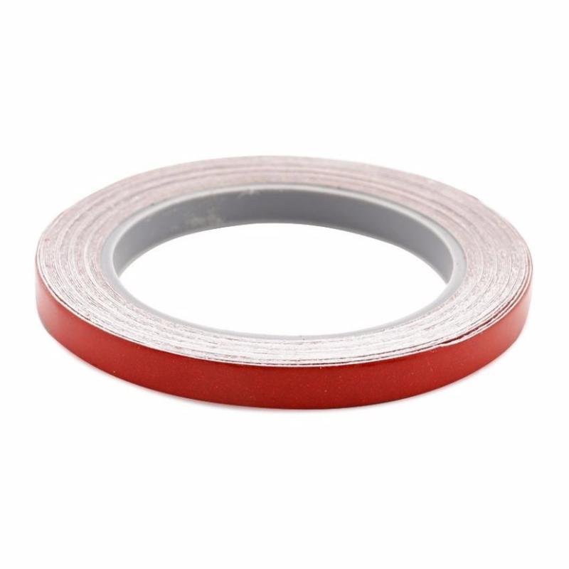 Cuộn 6 mét Decal phản quang dán viền thân xe (đỏ) HDC017