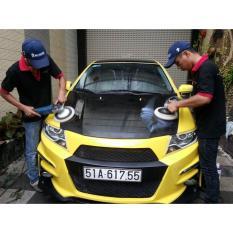 Đánh bóng và hiệu chỉnh bề mặt sơn xe 4 chổ - Gói dịch vụ tận nhà