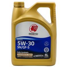 Dầu Nhờn Idemitsu SN/GF-5 5W-30 Fully Synthetic 4L