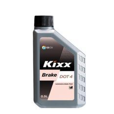 Dầu thắng Kixx Brake DOT 4 500ml