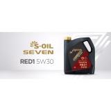 Bán Nhớt Tổng Hợp Toan Phần Dung Cho Động Cơ Xe O To S Oil 7 Red1 5W30 Api Sn Gf 5 4L Han Quốc Rẻ Vietnam