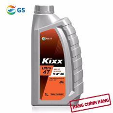 Dầu xe máy xe số KIXX ULTRA 4T SJ/MA2 15W40 (1L)