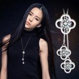 Mua Day Chuyền Nữ Dai Han Quốc Pha Le Zircon Cao Cấp Lấp Lanh Sang Trọng Myl Yy005 Trong Hồ Chí Minh