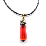 Bán Day Chuyền Tinh Thể Đa Fluorite Crystal 5605 Đỏ Có Thương Hiệu Rẻ