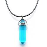Chiết Khấu Day Chuyền Tinh Thể Đa Fluorite Crystal 5710 Xanh Ngọc Crystal Trong Hồ Chí Minh