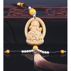 Bán Day Treo Phong Thủy O To Phật Mẫu Hộ Mệnh Alcc Có Thương Hiệu Nguyên