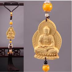Bán Day Treo Phong Thủy O To Phật Như Lai Hộ Mệnh Alcc Mới