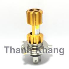 Giá Bán Đen Fa Led Thanh Khang 3 Tim H4 Space Ship Anh Sang Trắng Cho Xe May 001000030 Tốt Nhất