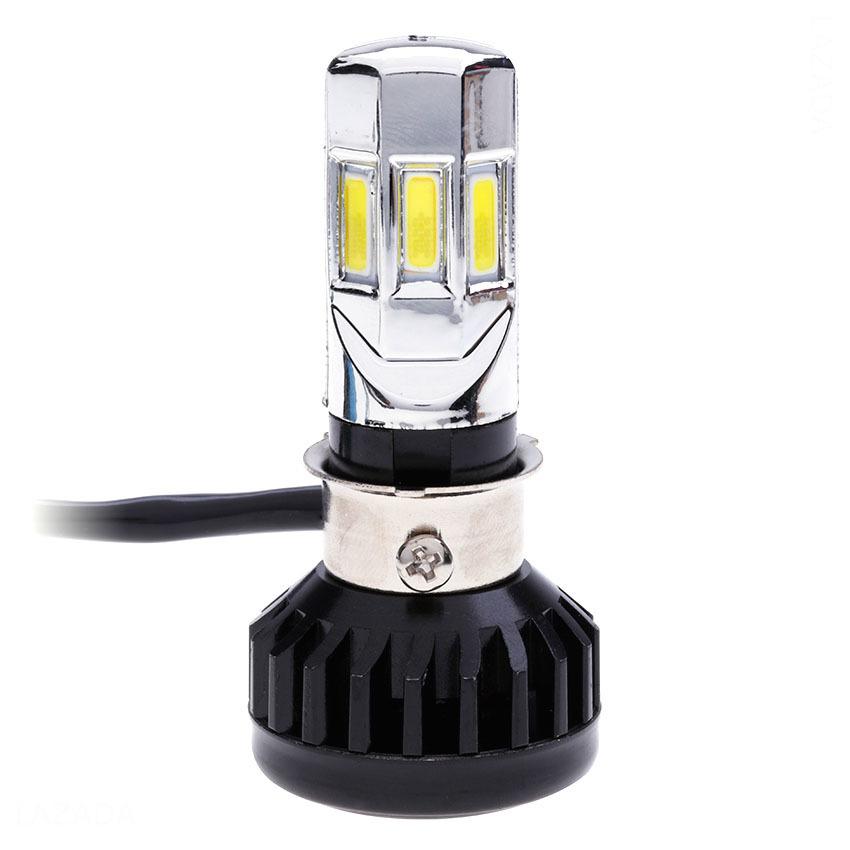 Đèn led Fa-cos RTD M02E gắn xe máy (6 tim-sáng trắng)