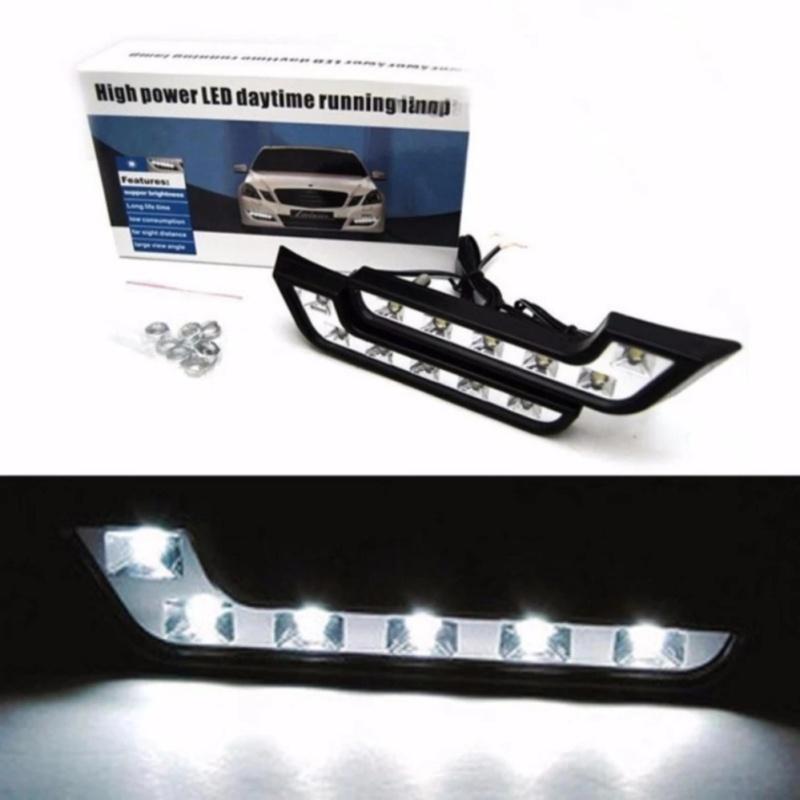 Bộ 2 đèn led trang trí 12-24V cho ô tô,xe hơi, sử dụng được cho tất cả các dòng xe hơi, ô tô