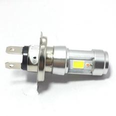 Đèn pha led 3 chân h4 /e01c GreenNetworks (Ánh sáng trắng Xanh)
