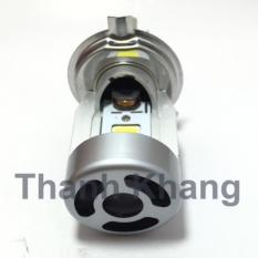 Đèn pha led Thanh Khang 3 chân H4/HS1 40w cao cấp gắn xe máy(ánh sáng trắng) 001000032