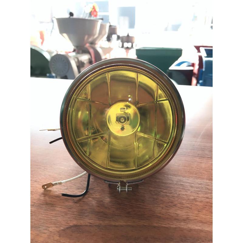Đèn phá sương ánh sáng vàng 130X110X60
