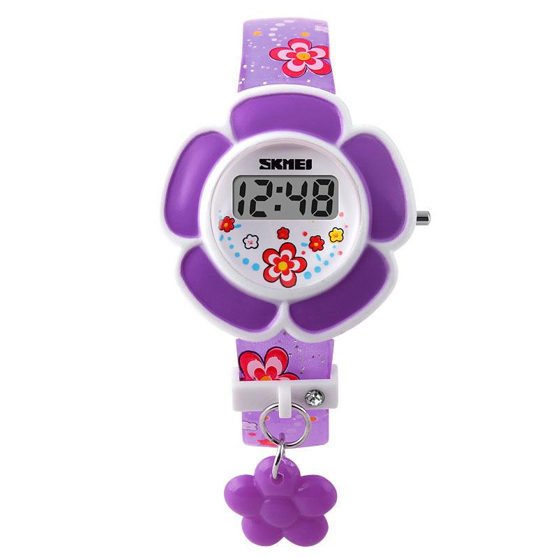Đồng hồ bé gái dây nhựa Skmei 1144 bán chạy