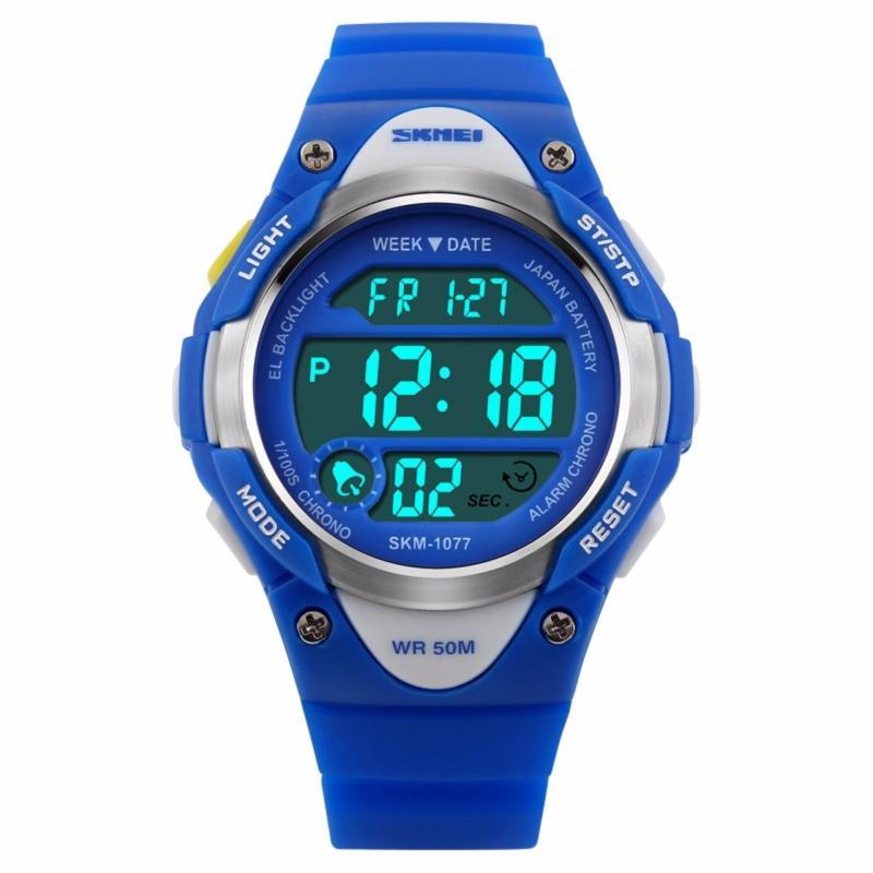 Đồng hồ bé trai Skmei SK074 (Xanh) bán chạy