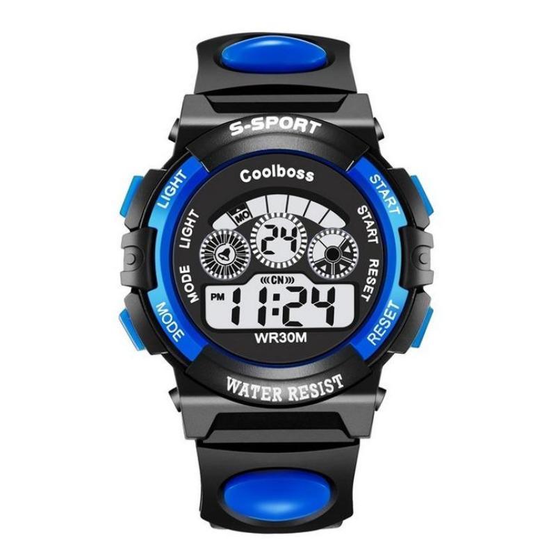 Nơi bán Đồng hồ bé trai W01-XD màu xanh đen giá tốt