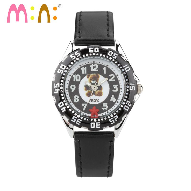 Đồng hồ béTrai/gái Mini thời trang Hàn Quốc BTMI057 (Đen) bán chạy