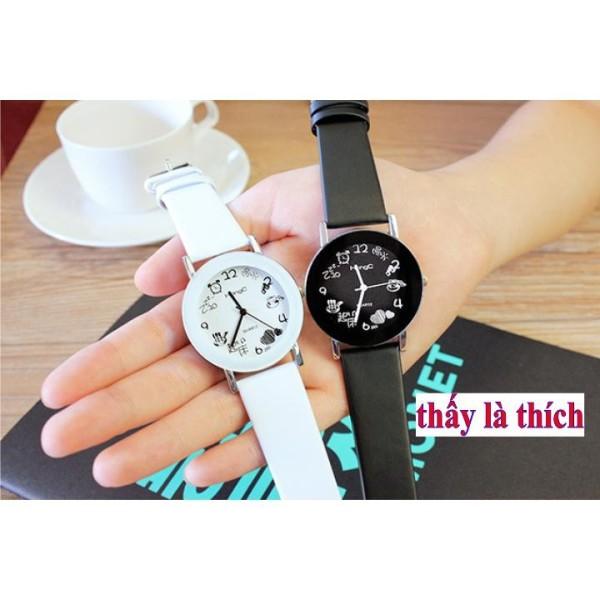 Combo 2 chiếc đồng hồ Teen sinh học - Giá bán trên là 2 chiếc như hình