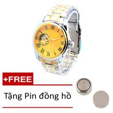 Bán Đồng Hồ Cơ Tự Động Nam Oxford Mw5760 Bạc Tặng Pin Đồng Hồ Hồ Chí Minh