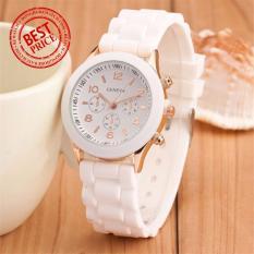 Hình ảnh Đồng hồ dây cao su Bewatch B054 (Trắng)