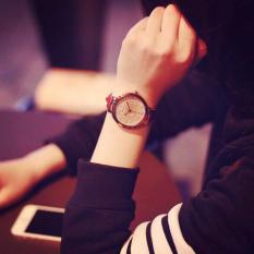 Đồng hồ dây da nữ Mcykcy cực dễ thương