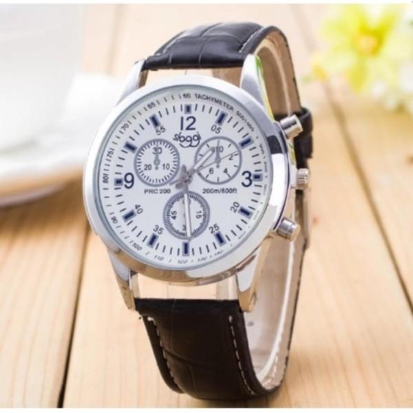 Đồng hồ dây da CATA phong cách nhà thám hiểm